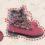 Cách Phục Hồi Giày boot Timberland HỒNG