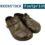 Xử lý BIRKENSTOCK DÒNG vết chân dạng dép sandand màu cafe